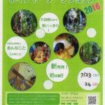 新庄村ネイチャーワークショップ2016