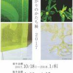 ひかりのかたち展2017