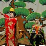粟井春日歌舞伎芝居